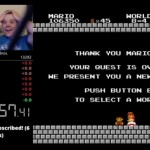 Super Mario bros run new world record